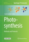 Photosynthesis : Methods and Protocols - Book