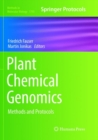 Plant Chemical Genomics : Methods and Protocols - Book