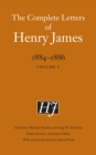 The Complete Letters of Henry James, 1884-1886 : Volume 1 - Book
