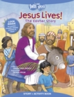 Jesus Lives! The Easter Story, Story + Activity Book - Book