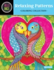 Hello Angel Relaxing Patterns Coloring Collection - Book
