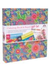 Hello Angel Coloring Book Gift Set - Book