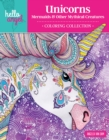 Hello Angel Unicorns, Mermaids & Other Mythical Creatures Coloring Collection - Book