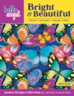 Hello Angel Bright & Beautiful Jumbo Design Collection for Artists & Crafters : Craft, Pattern, Color, Chill - Book