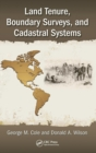 Land Tenure, Boundary Surveys, and Cadastral Systems - Book