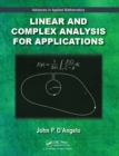 Linear and Complex Analysis for Applications - eBook
