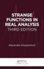 Strange Functions in Real Analysis - Book