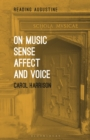 On Music, Sense, Affect and Voice - eBook