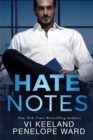 Hate Notes - Book