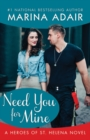 Need You for Mine - Book