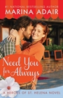Need You for Always - Book