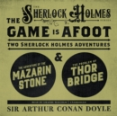 The Game Is Afoot - eAudiobook