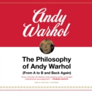 The Philosophy of Andy Warhol - eAudiobook