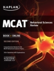 Kaplan MCAT Behavioral Sciences Review - eBook