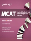 Kaplan MCAT Critical Analysis and Reasoning Skills Review - eBook