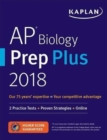 AP Biology Prep Plus 2018-2019 : 2 Practice Tests + Study Plans + Targeted Review & Practice + Online - Book