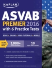 Kaplan ASVAB Premier 2016 with 6 Practice Tests : Book + Online - eBook