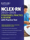 NCLEX-RN 2015-2016 Strategies, Practice, and Review with Practice Test - eBook
