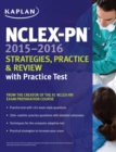 NCLEX-PN 2015-2016 Strategies, Practice, and Review with Practice Test - eBook