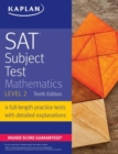 SAT Subject Test Mathematics Level 2 - Book