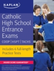 Catholic High School Entrance Exams : COOP * HSPT * TACHS - eBook
