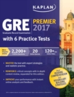 GRE Premier 2017 with 6 Practice Tests : Online + Book + Videos + Mobile - eBook