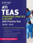 ATI TEAS Strategies, Practice & Review with 2 Practice Tests : Online + Book - Book