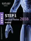 USMLE Step 1 Lecture Notes 2018: Anatomy - eBook