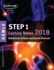 USMLE Step 1 Lecture Notes 2018: Behavioral Science and Social Sciences - eBook