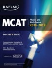 MCAT Physics and Math Review 2018-2019 : Online + Book - eBook