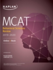 MCAT Behavioral Sciences Review 2019-2020 : Online + Book - eBook