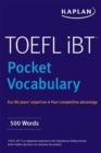 TOEFL Pocket Vocabulary : 600 Words + 420 Idioms + Practice Questions - Book
