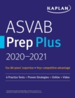 ASVAB Prep Plus 2020-2021 : 6 Practice Tests + Proven Strategies + Online + Video - eBook