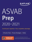ASVAB Prep 2020-2021 : 4 Practice Tests + Proven Strategies + Online - Book