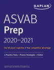 ASVAB Prep 2020-2021 : 4 Practice Tests + Proven Strategies + Online - eBook