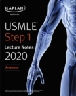 USMLE Step 1 Lecture Notes 2020: Anatomy - eBook