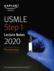 USMLE Step 1 Lecture Notes 2020: Pharmacology - eBook
