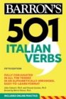 501 Italian Verbs - eBook