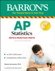 AP Statistics : With 6 Practice Tests - Book