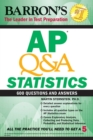 AP Q&A Statistics : With 600 Questions and Answers - eBook