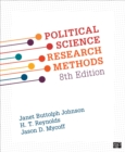 Political Science Research Methods - eBook