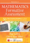 Mathematics Formative Assessment, Volume 2 : 50 More Practical Strategies for Linking Assessment, Instruction, and Learning - eBook