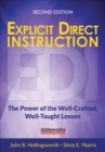 Explicit Direct Instruction (EDI) : The Power of the Well-Crafted, Well-Taught Lesson - Book