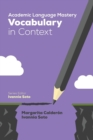 Academic Language Mastery: Vocabulary in Context - Book
