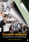 Content Analysis : An Introduction to Its Methodology - eBook