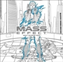 Mass Effect Adult Coloring Book - Book