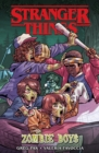 Stranger Things: Zombie Boys (graphic Novel) - Book