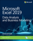 Microsoft Excel 2019 Data Analysis and Business Modeling - Book