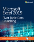 Microsoft Excel 2019 Pivot Table Data Crunching - Book