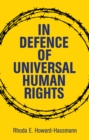 In Defense of Universal Human Rights - Book
